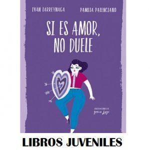 Sección con libros juveniles feministas para jóvenes y adolescentes.